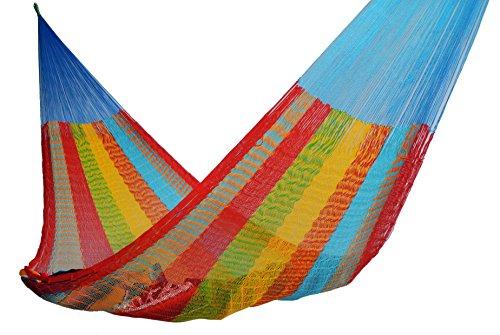 Hammocks Rada TM - Mayan Hammock Single Size Multicolor