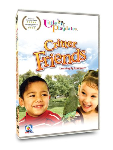 Little Playdates - Critter Friends -