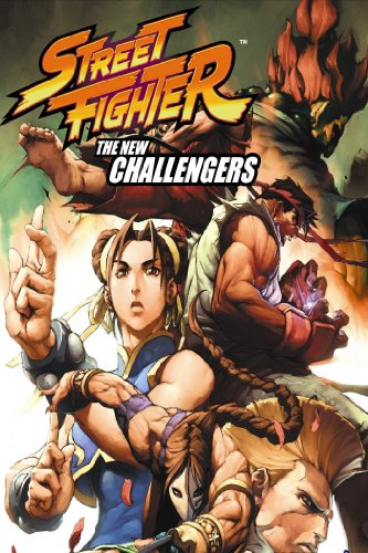 Street Fighter: The New - Fighter Panels