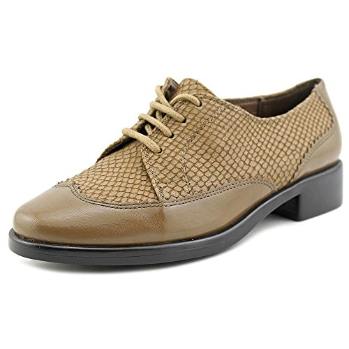 Aerosoles Women's Accomplishment Oxford,Taupe Snake,5 M US