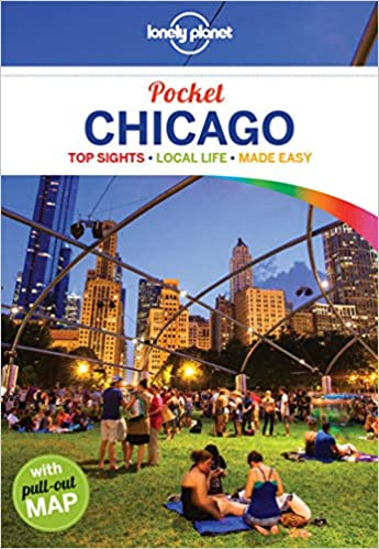 2nd Edition Lonely Planet Pocket Chicago 2nd Ed.