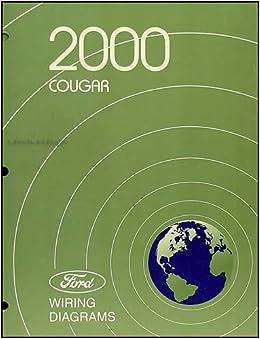 2000 mercury cougar wiring diagram manual original: mercury: amazon.com:  books  amazon.com