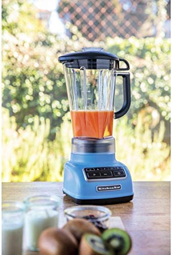 Kitchenaid 5KSB1585EVB Blender Velours Bleu
