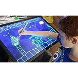 Sensory LED Kootchy light up drawing/writing,toy,special needs, autism, ASD,CVI (40 by 60cm)
