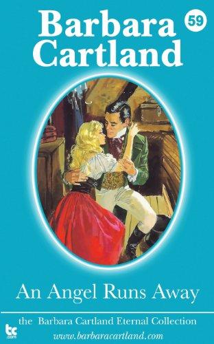 book cover of An Angel Runs Away