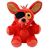 """Aoli's Store FNAF Officially Licensed Five Nights At Freddy's 10"""" Fox Plush"""