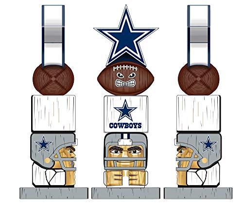Team Sports America NFL Dallas Cowboys 16 Inch Tiki -