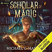 Scholar of Magic: Art of the Adept, Book 3