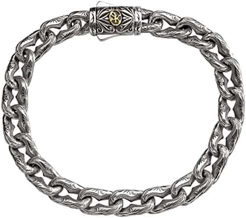 6bb70f79fdb1a Shopping Sterling Silver - Tribal Hollywood Men's Jewelry - Natural ...