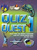 Quiz Quest - Hunt for the Hidden Answers and Put Your Knowledge to the Test!, , 0753460424