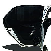 Custom Autos Anti Glare Black Mesh Side Windows Car Sunshades UV Protector Privacy Screen
