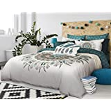 QE Home- Mantra Duvet Cover | Queen