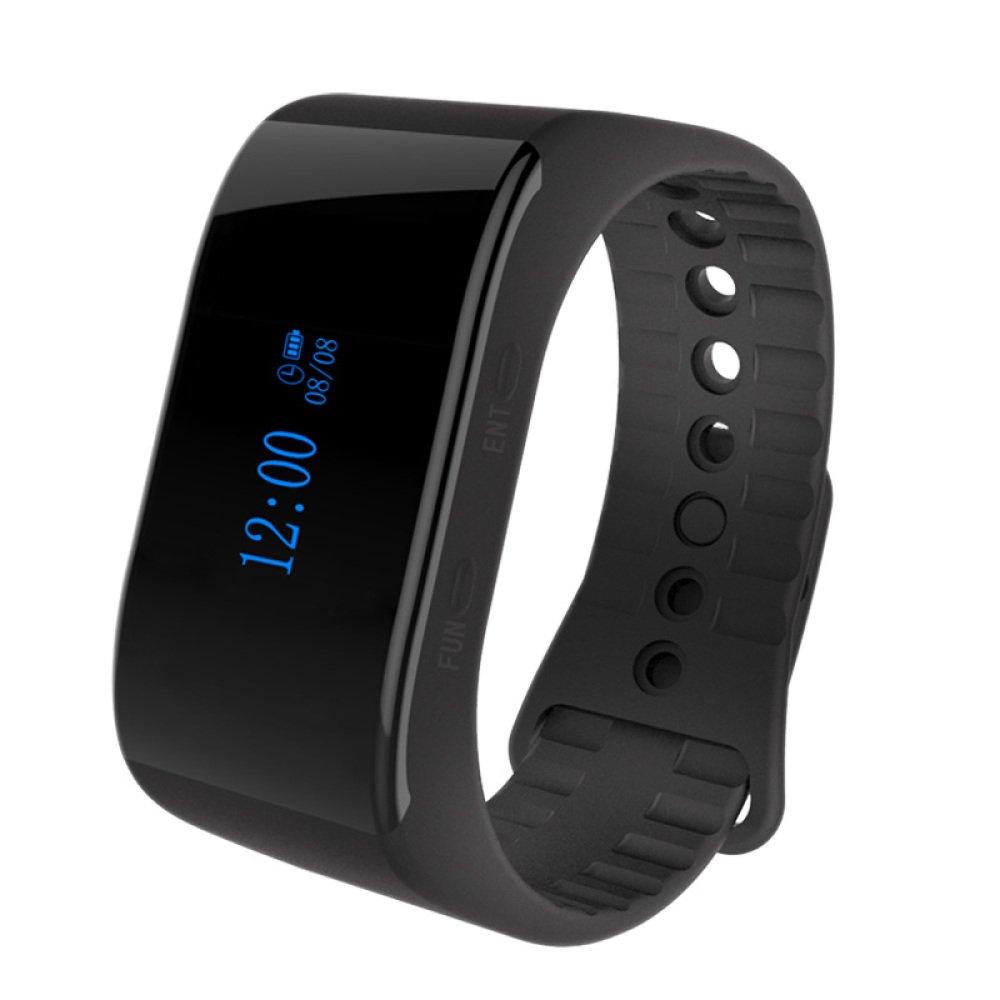 Watch Alarm Wireless Watch Emergency Reminder Senior/Pregnant/Children Sos Pager,Black