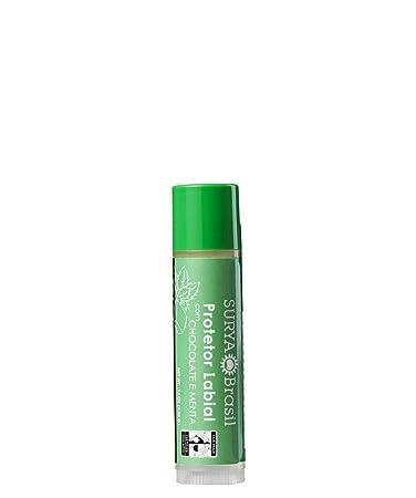 Surya Brasil - 100% Natural Lip Balm Acai Berry - 0.15 oz. (pack of 6) Brightening Gel 30g, Carotis Brightening Gel 30g By carotis