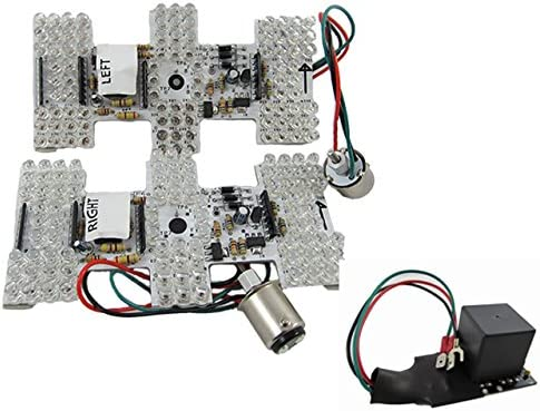 Mustang 64.5-66 LED Sequential Taillight Kit