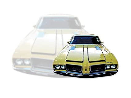 Amazon com: Oldsmobile 1971 1972 Cutlass 442 & W-29 Cutlass