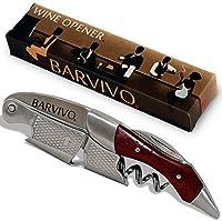 Sacacorchos para meseros profesionales de BARVIVO – Destapador usado por meseros