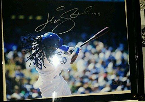 Manny Ramirez Autographed Signature 8x10 Photo Steiner Dodgers
