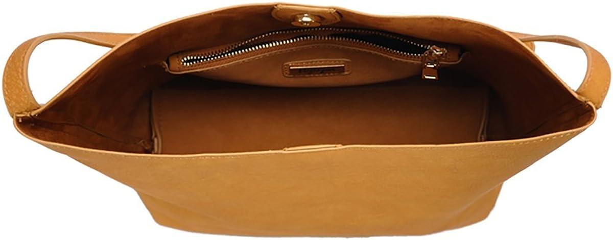 Miztique Daniella Hobo Bag Mustard BGT-48733