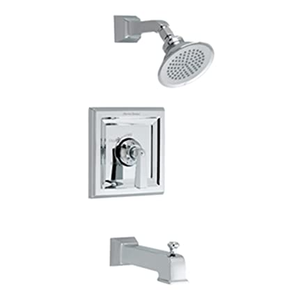 American Standard T555.502.002 Town Square Bath/Shower Trim Kits ...