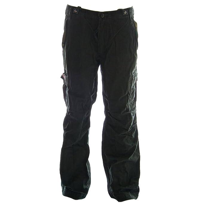 Amazon.com: Molecule Pantalones cargo con cintura elástica ...