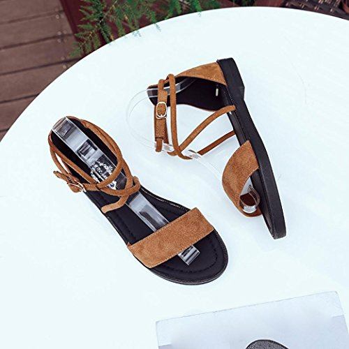 Lolittas Summer Women Gladiator Sandals Black Flat Wedge Platform,Wide Fit Chunky Personalised Smart Lace up Clip Slingback Peep Toe Size 2-10 Yellow