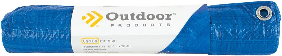 Outdoor Products Rolled Tarp