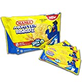 MAMEE Monster Biskidz Wheat Crackers for Kids