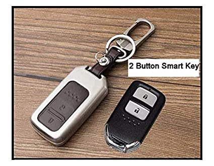 Generic 2 Button Remote Car Keyless Key Cover Case Fob For Honda