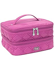 Lug Stowaway Toiletry Case, Orchid Pink, One Size