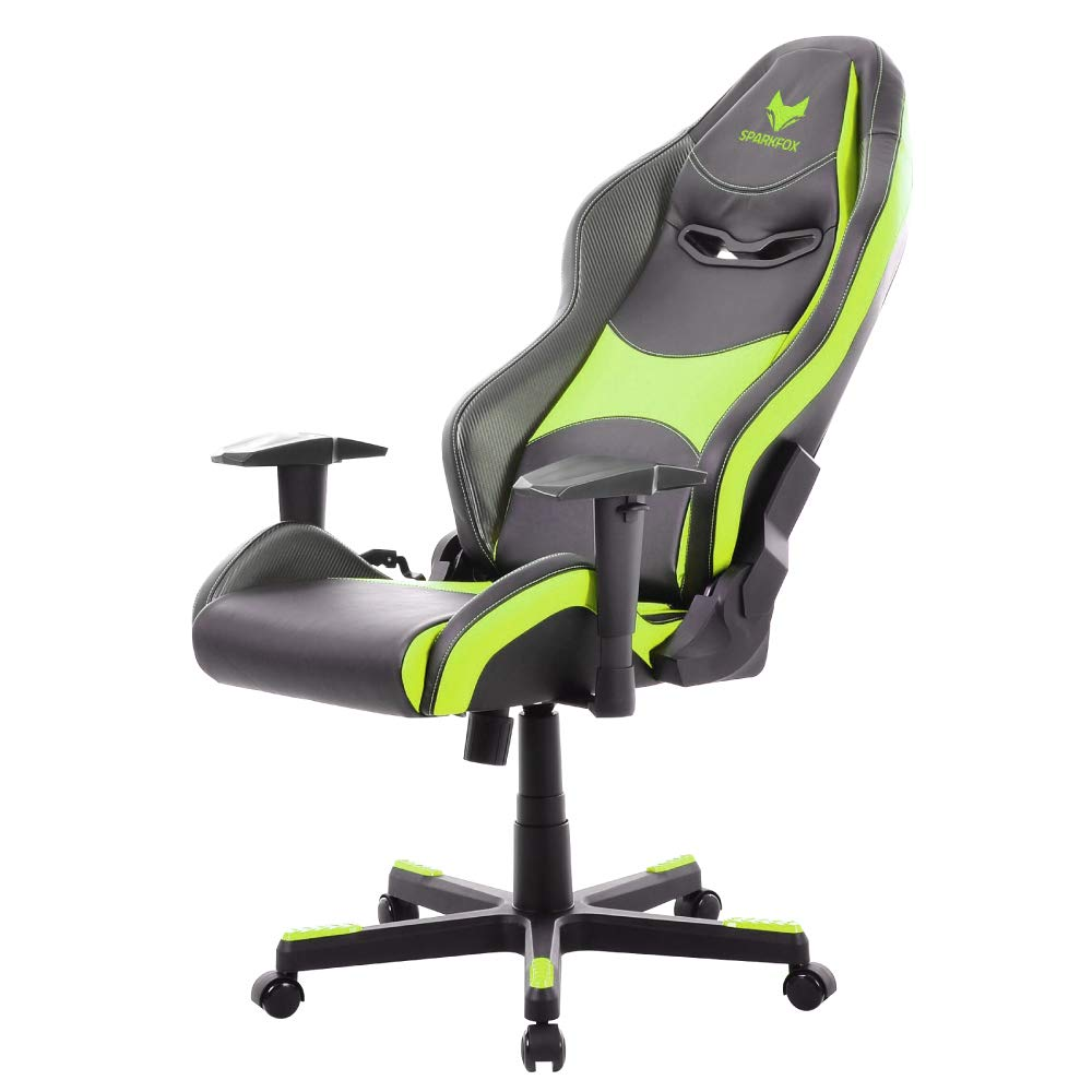 Fabulous Amazon Com Sparkfox Pro Gaming Chair For Pc Console Alphanode Cool Chair Designs And Ideas Alphanodeonline