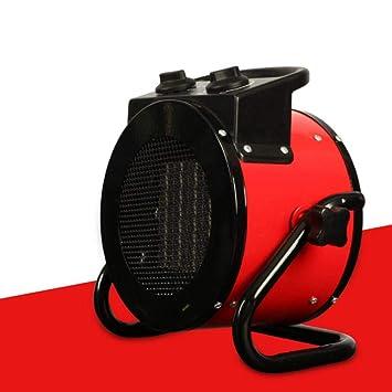per 2KW / 3KW Calentador Industrial Calentador de Aire Caliente Secador de Ventilador Calentador para Coche Portátil: Amazon.es: Hogar