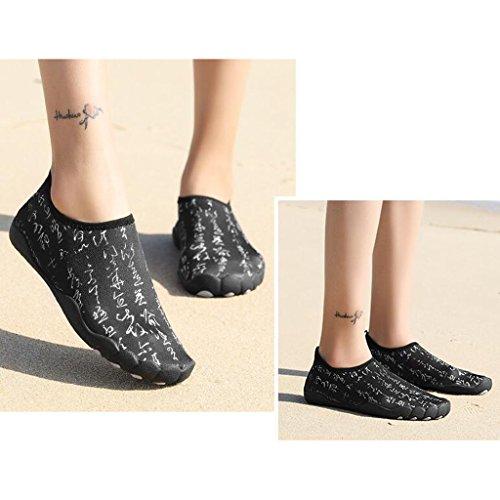 Creek Cen Zapatos De De Pareja Natación Goma Snorkel Playa Antideslizante Modelos Superior Zapatos De De Al Capa Aire Masculino De Buceo Aire Tela Libre Zapatos Suela De Zap 2 Estiramiento De Zapatos De HCnWAFpp