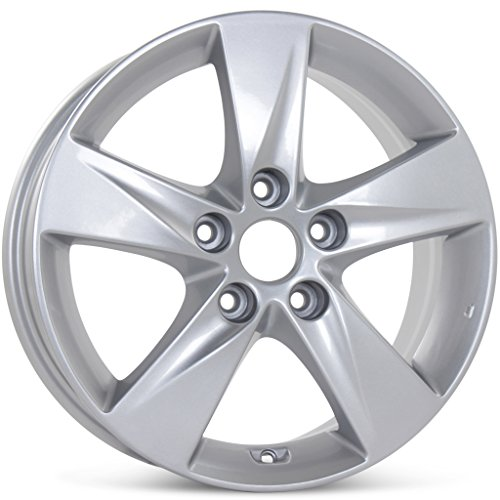 New 16″ x 6.5″ Alloy Replacement Wheel for Hyundai Elantra 2011 2012 2013 Rim Silver 70806