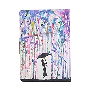 All New Amazon E-Reader 2016(8th Generation 2016) Magnetic Case,360degree Rotation Flip Cover,Premium PU Leather,All Around Protective, Stand Folio Cover for New E-Reader 2016 6''display 8th Gen(A4)