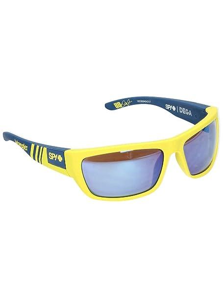 Spy - Gafas de sol - para hombre amarillo happy bronze w ...