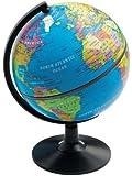 "Elenco  5"" Desktop Political Globe"