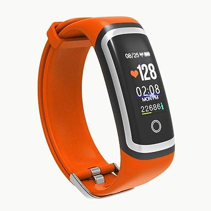 Wasserdicht Ip67 Anruf Erinnern Uhr Farbbildschirm Sns Für Pulsmesser Fitness Hocent Mit ArmbandTracker Aktivitätstracker Sms Schrittzähler OXPZkui