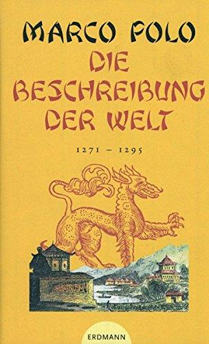 Die Beschreibung der Welt: 1271-1295