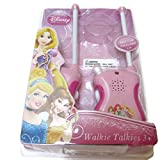 Best Disney Two Way Radios - DISNEY PRINCESS WALKIE TALKIES FOR AGES 3 + Review