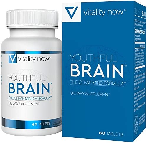Memory Brain Health Supplement Formulated product image
