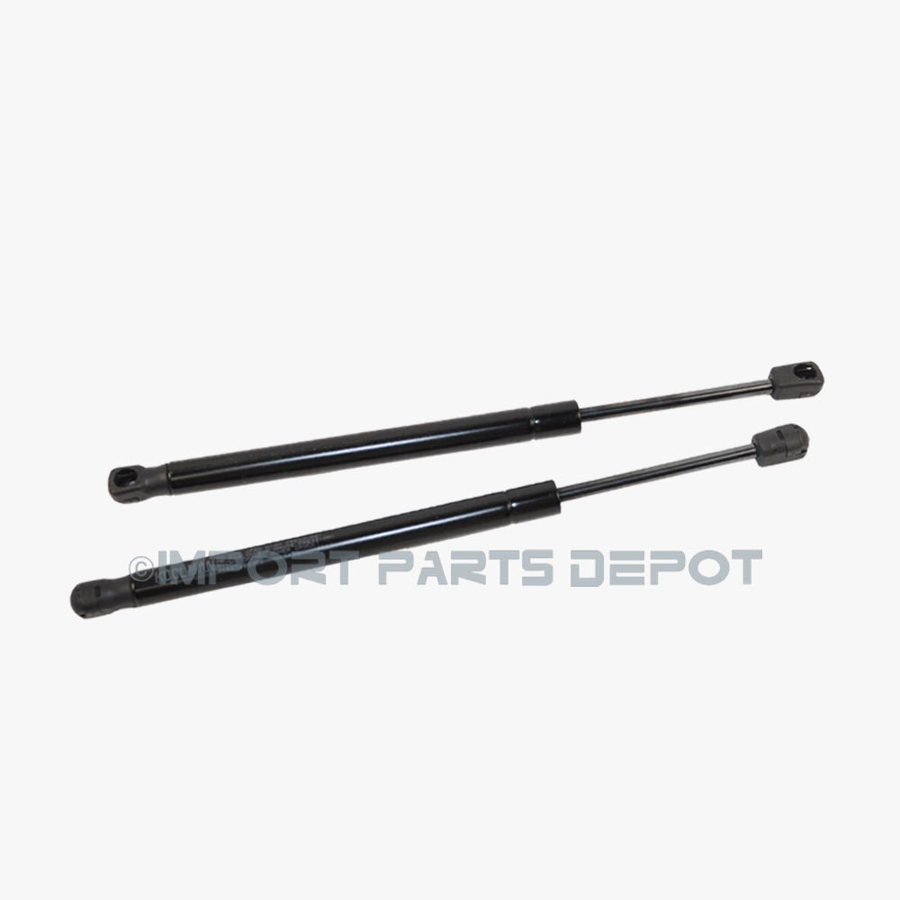 Trunk Lid Lift Support Shock Strut Damper BMW for 1 Series M 128i 135i E82 E88 Premium 41627166758 (2pcs)