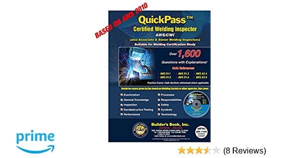 CWI Special Discount & Study Materials | American Welding ...