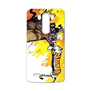 Happy Calvin and tigger Cell Phone Case for LG G3