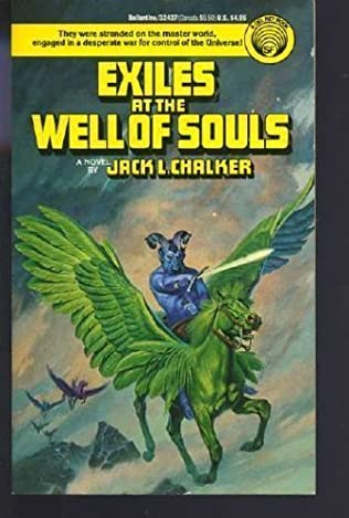 book cover of Exiles at the Well of Souls
