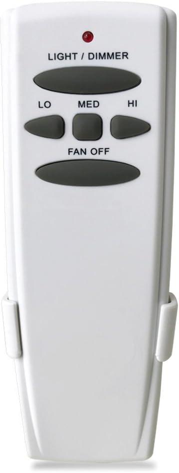 Ceiling Fan Remote Control Replacement for Hampton Bay Hunter FAN-HD UC7078T CHQ7078T FAN-HD5 Standard-RR7079T L3H2010 (Remote only)