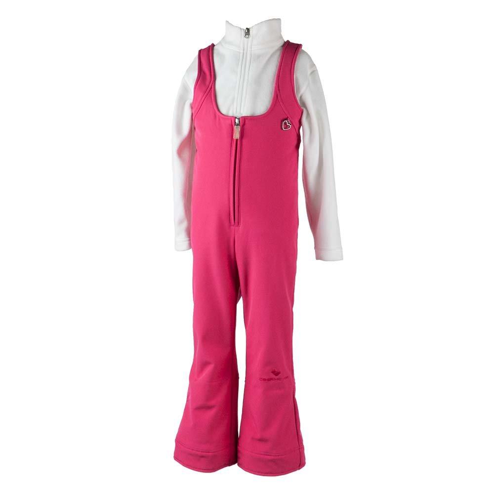 Obermeyer Kids Baby Girl's Snell Stretch Pants (Toddler/Little Kids/Big Kids) Smitten Pink 6