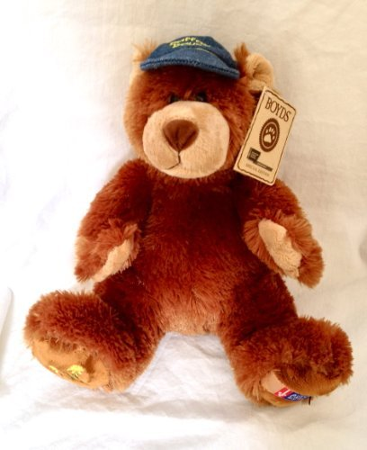 Boyds Daffodil Days Hugh R. Hope Plush Bear ()