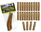 Free Raised Pet Products, 5-6 inch Monster Bully Sticks, 25 Pack