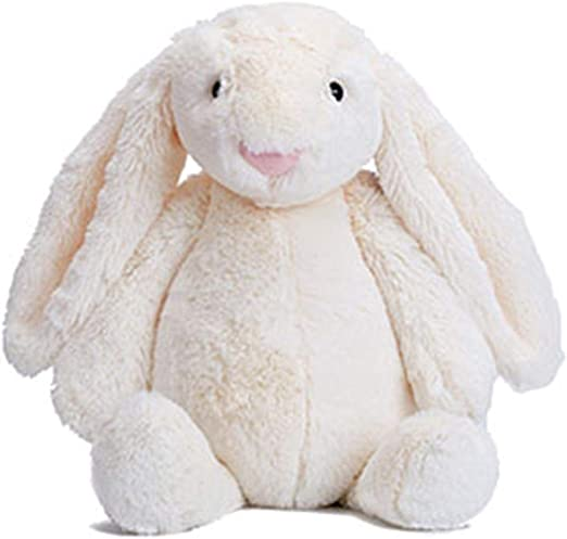 Cute Baby Kids Animal Rabbit Sleeping Comfort Doll Plush Toy Baby Infant Plush